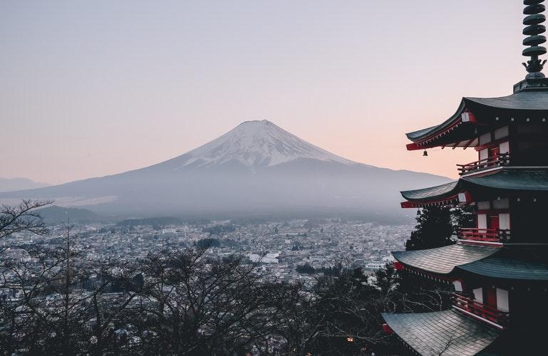 Japonsko – krajina vychádzajúceho slnka