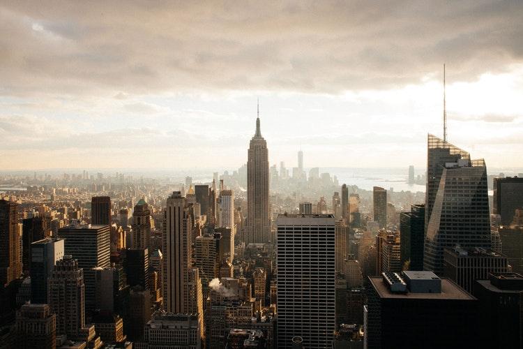 """New York – metropola """"Veľkého jablka"""""""