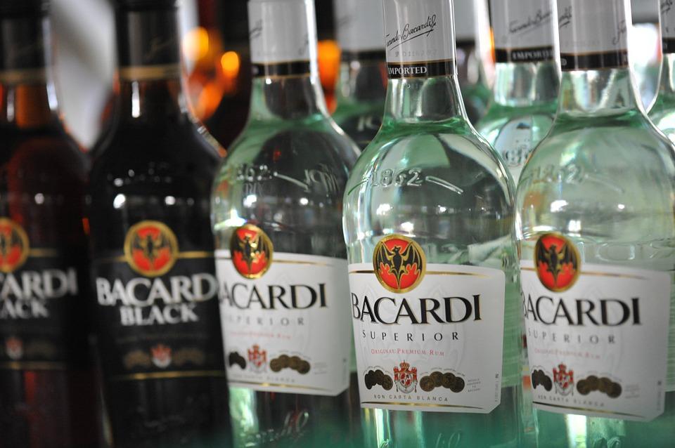 Bacardi – výnimočný rum pochádzajúci z Kuby!