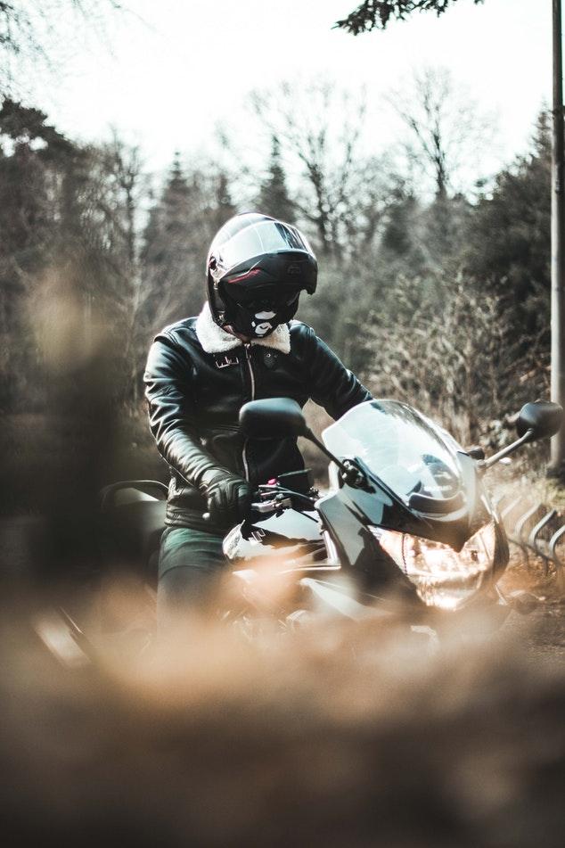 chrániče na motorku