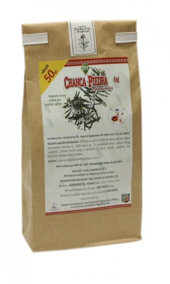 CHANCA PIEDRA čaj