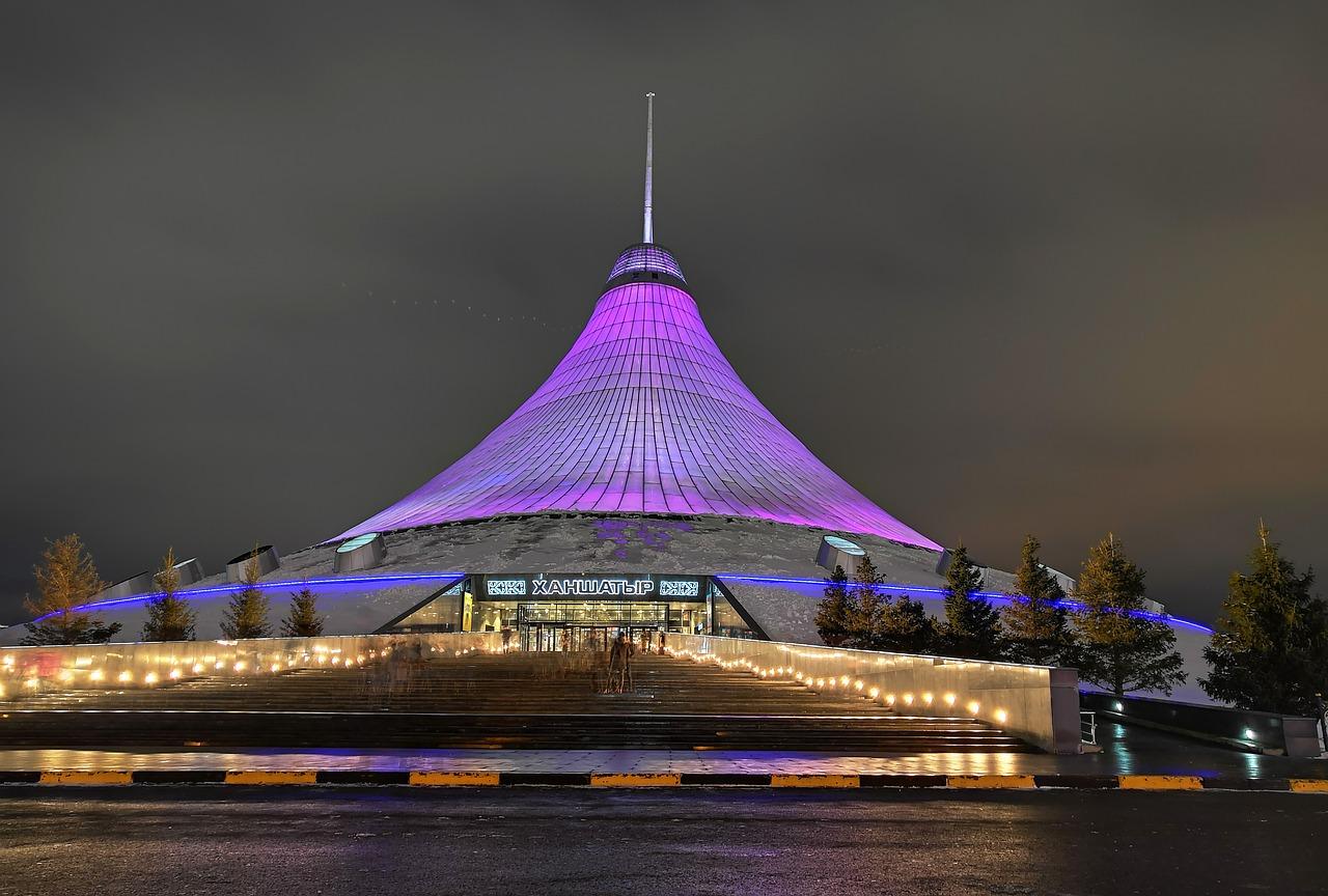 Kazachstan – miesto divokej prírody