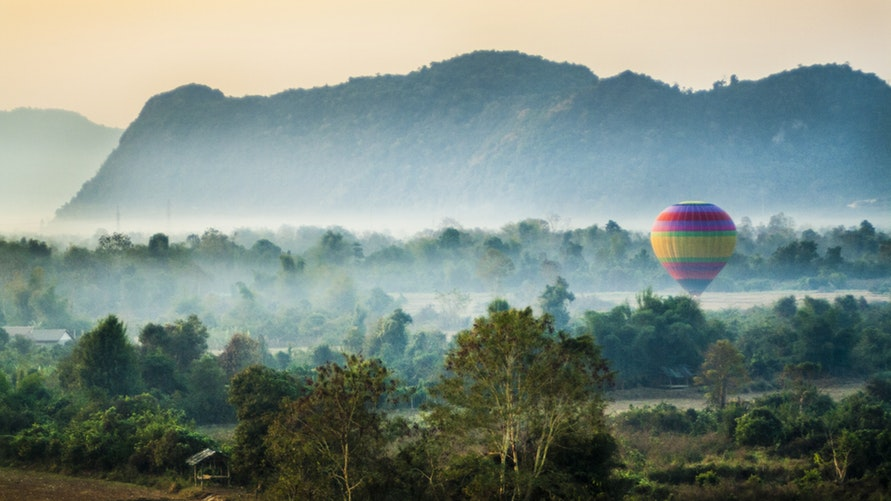 Laos – krajina 4 000 ostrovov