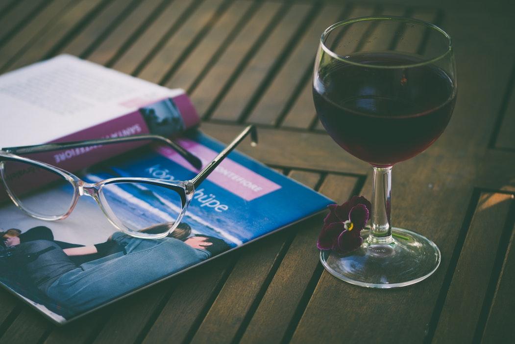 čučoriedkové víno