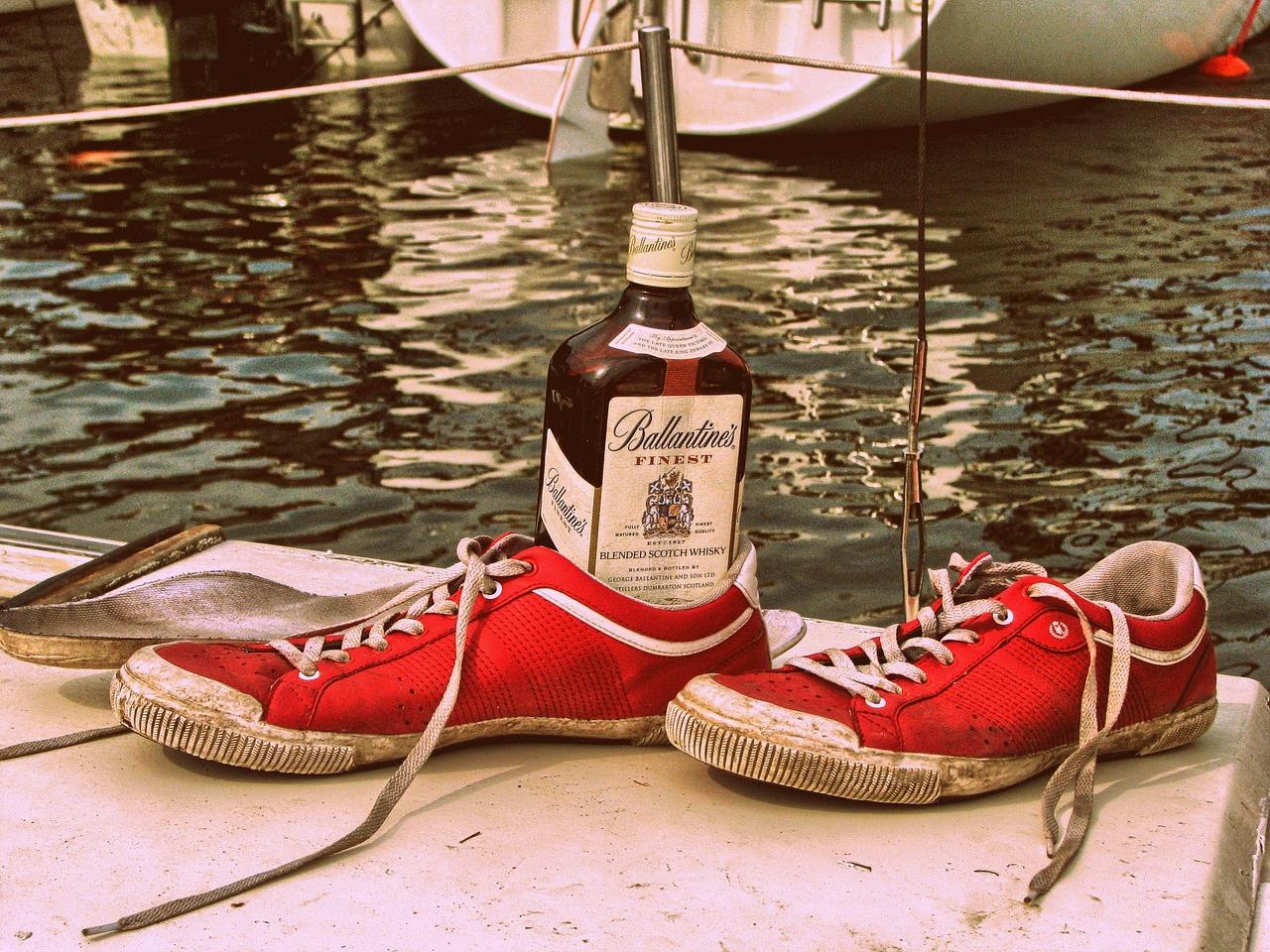 Ballantines – najpredávanejšia whisky v Európe