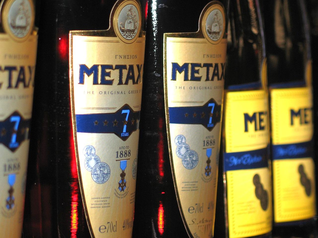 Metaxa – aj hviezdičky majú svoj význam