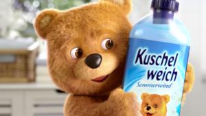 Podmanivé aviváže Kuschelweich pre mäkkú bielizeň