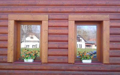 Moderný interiérový a exteriérový obklad z kvalitného slovenského dreva