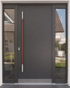 Buďte vbezpečí vpohodlí Vášho domova vďaka inteligentným dverám