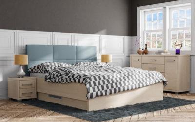 Túžite po pohodlnej posteli smaximálnym komfortom? Vsaďte na posteľ zmasívu!