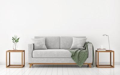 Čo si kúpiť, aby ste si mohli zútulniť obývacie priestory?